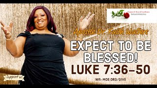 Expect to be Blest!
