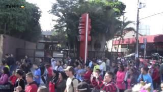Baixar Protesto tem MTST na linha de frente - TVBERNO