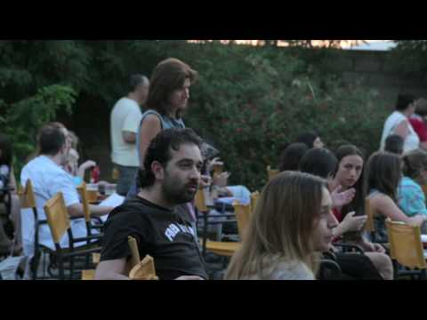 Athens Open Air Film Festival 2016