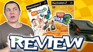 EyeToy: Play 2 and 3 Review - Square Eyed Jak