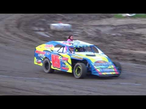 Junior Fan Club at Mt. Pleasant Speedway on 06-15-18.
