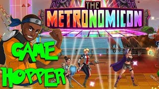 Game Hopper: The Metronomicon - First Look