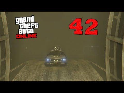 "GTA ONLINE #42 - ""Tampa с оружием"""