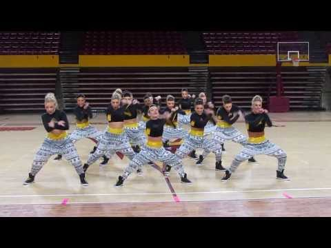 ASU Dance Team- Hip Hop 2014