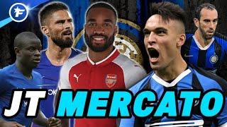 L'Inter Milan va frapper fort | Journal du Mercato
