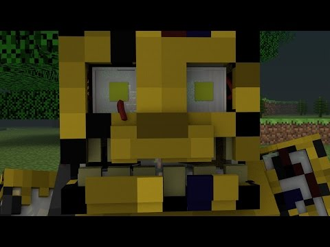 Download video fnaf 3 minecraft teaser animation and 1 000 sub