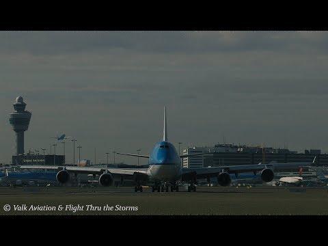 Very last flight @ KLM B747-Combi - 'PH BFC'