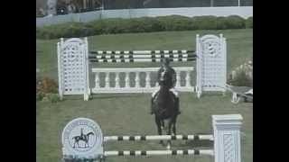 Hampton Classic Horse Show Grand Prix Sunday 2012