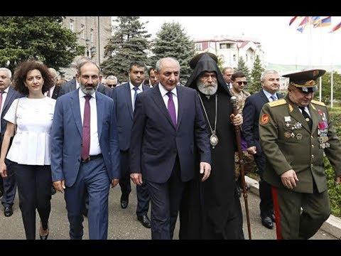 Карабах. Дипломатия или война? Большая Игра часть 1 STV
