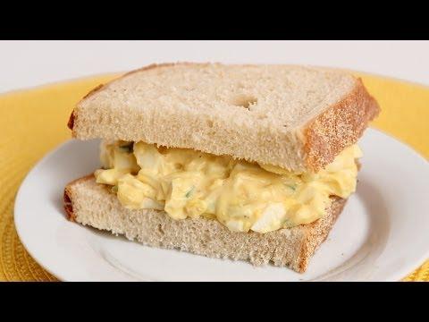 Egg Salad Sandwiches Recipe - Laura Vitale - Laura In The Kitchen Episode 752