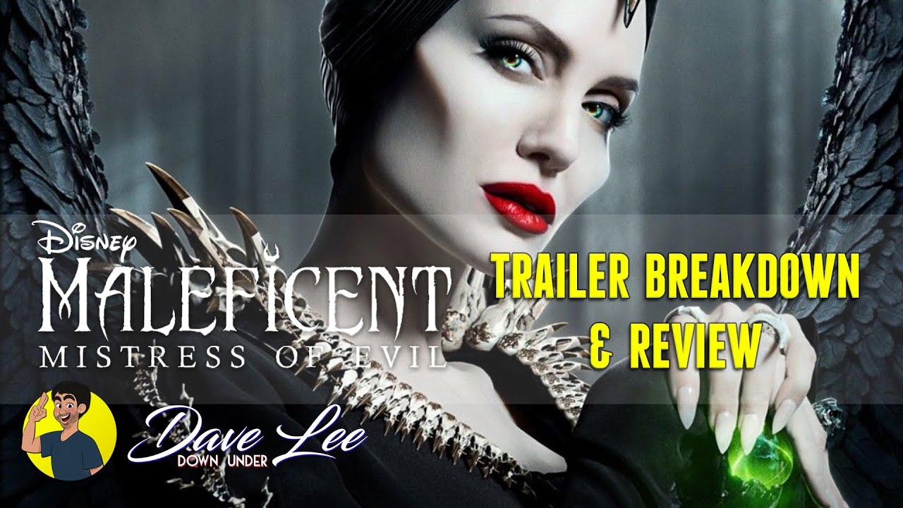 MALEFICENT: MISTRESS OF EVIL - Trailer Breakdown & Review