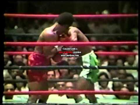 Eusebio Pedroza TKO11 Hector Carrasquilla