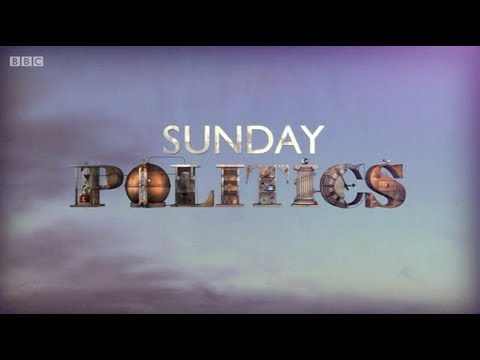 Republic International Convention - BBC Sunday Politics