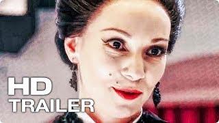 МАЛЕНЬКОЕ КРАСНОЕ ПЛАТЬЕ Русский Трейлер #1 (2019) Гвендолин Кристи Фильм Ужасов HD