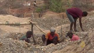 هذا الصباح- البحث عن الحجارة الكريمة في مدغشقر