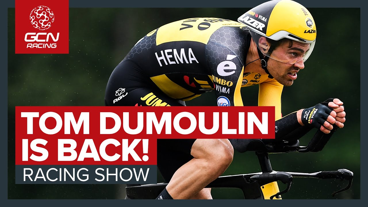 Tom Dumoulin is BACK! | GCN's Racing News Show