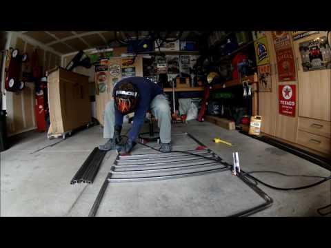 Roof Rack Build