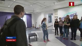 Школьник из Червеня основал агентство экскурсий по белорусским компаниям