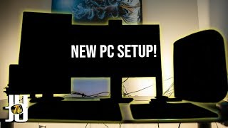 Huge New PC Reveal! JuJu Smith-Schuster & HyperX Gaming