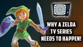 A LEGEND OF ZELDA TV SERIES AND WHY WE NEED IT TO HAPPEN! - Double Toasted Reviews