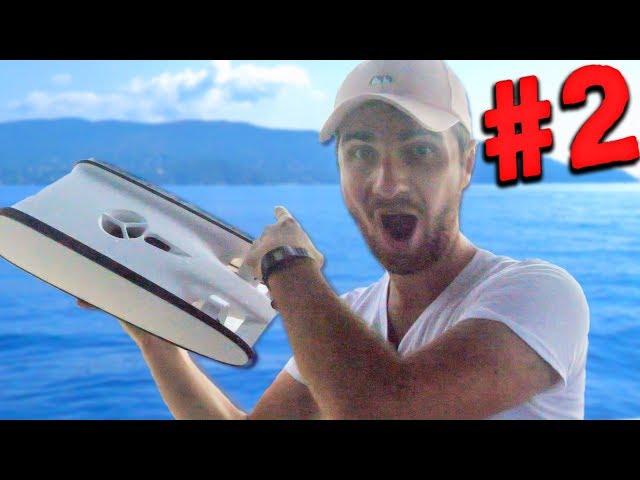 CETTE TECHNOLOGIE EST INCROYABLE ! (Drone Sous-Marin #2)