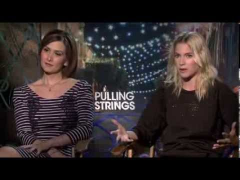 Laura Ramsey and Aurora Papile - Pulling Strings | Interview