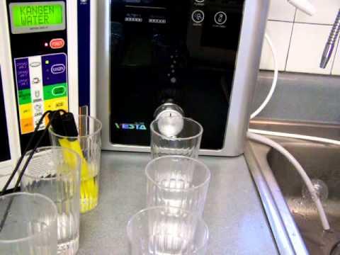 Enagic vs Samsung fast flow rate water ionizer comparison  1 of 3
