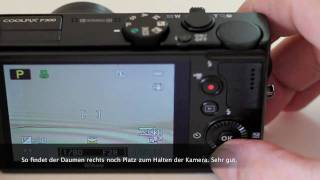 NIKON Coolpix P300 - Review Incl. ISO-Test