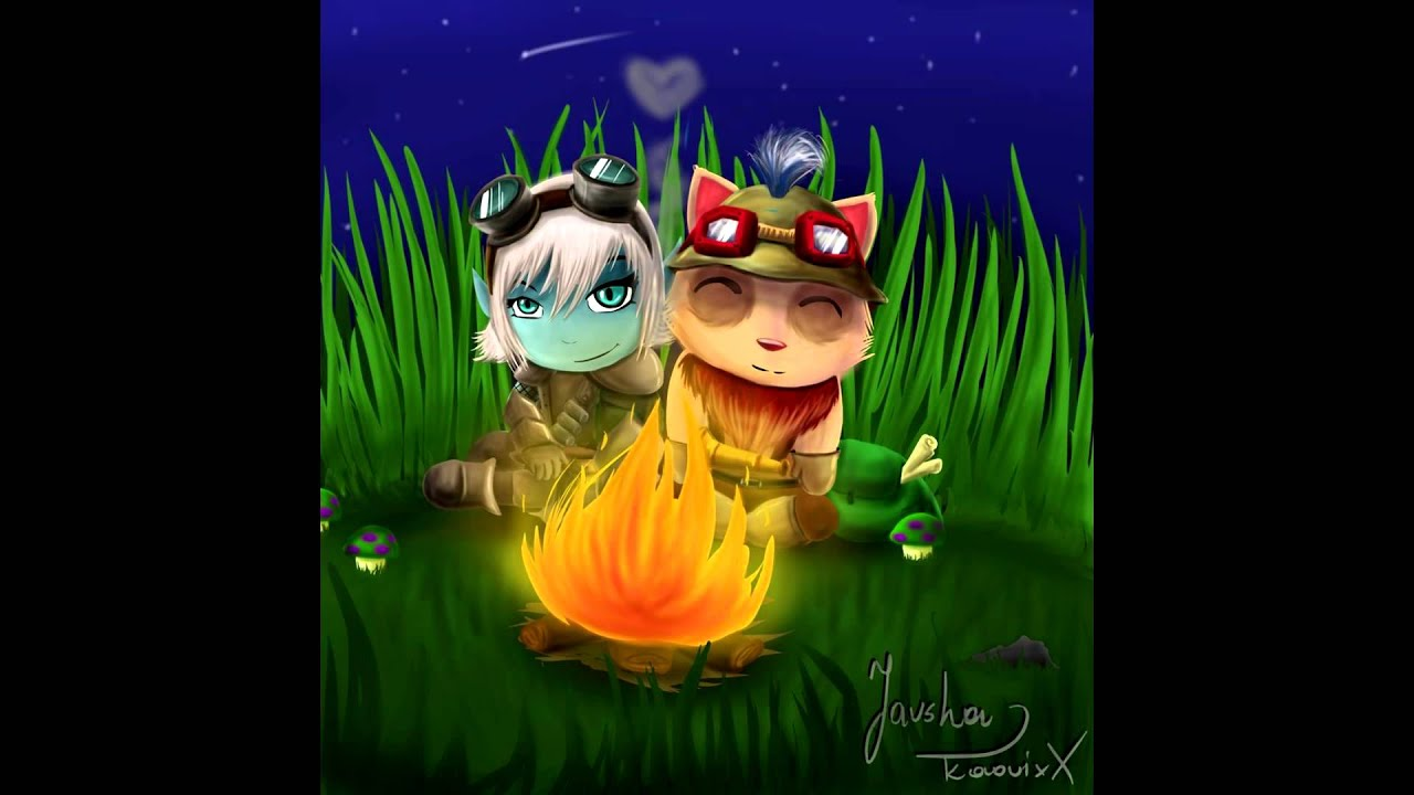 tristana and teemo relationship tips
