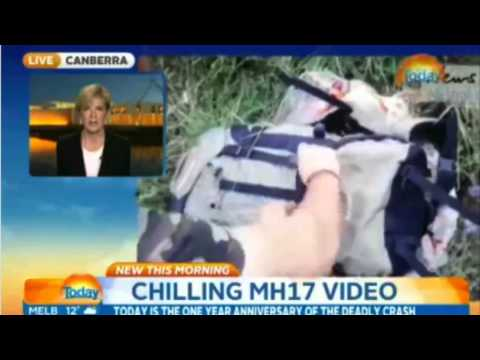 MH-17 Shot Down: Leaked Footage confirms MH-17 Shot down by Russian Rebels