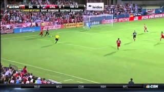 HIGHLIGHTS: FC Dallas vs. DC United | July 18, 2015