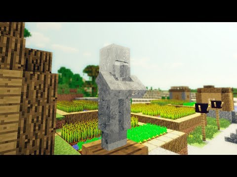 Villagers (Minecraft Machinima)