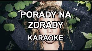Ania Dąbrowska - Porady na zdrady (dreszcze) [karaoke/instrumental] - Polinstrumentalista