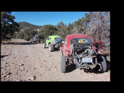 VW Baja, Jeep, and Tacoma - Overland Adventure - Elko to Bodie - Day 3 of 5