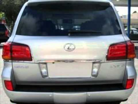2011 Lexus LX570 at FleetRates.com - Call For Low Sales Price 800-851-9000