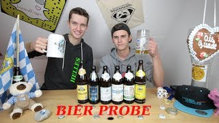 BIERE Probieren!/ Bavaria Blogger
