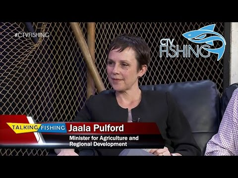 Jaala Pulford Interview - Minister for Agriculture and Regional Development