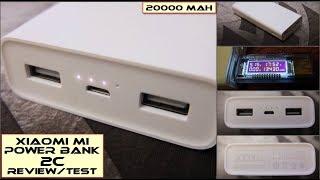 Xiaomi Mi Power Bank 2C (20,000mAh): Review/Test