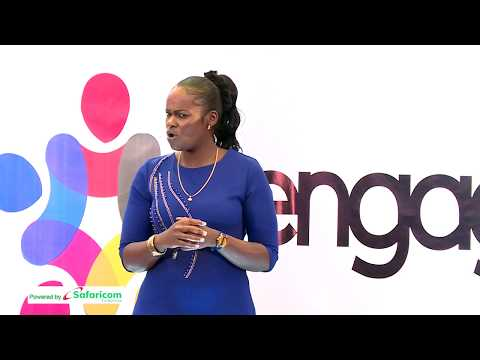 Rise Up - Sylvia Valerie  @Engage Kisumu