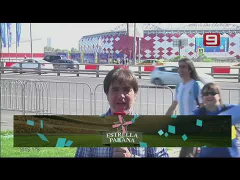 Flash desde Rusia en la previa del debut: Argentina-Islandia