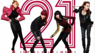 2ne1-clap your hands (Chipmunks Version)