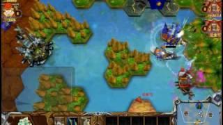 Greed War Game Clip #1