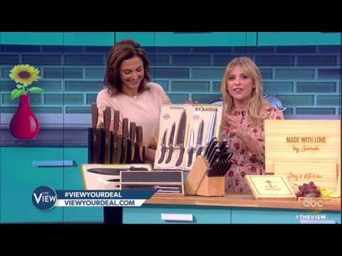 View Your Deal: Kitchen Essentials With Sarah Michelle Gellar | The View