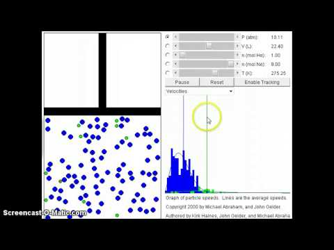 Maxwell-Boltzmann Distribution Part 2
