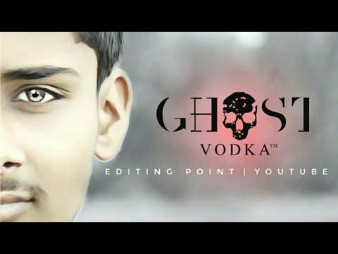 Facebook Cover Photo Editing | PicsArt Ghost Editing Tutorial |
