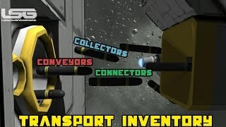 Space Engineers - Conveyors, Collectors, & Connectors Mass Production