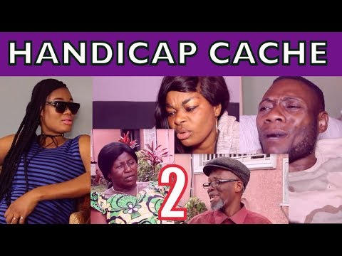 HANDICAP CACHE Ep 2 Avec Darling,Makambo,Ebakata,Princesse,Alain,Barcelone,Faché,