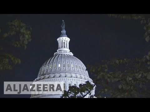 US government shuts down over immigration impasse