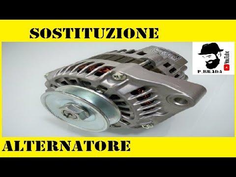 Schema Collegamento Alternatore Auto : Come sostituire un alternatore by paolo brada diy youtube