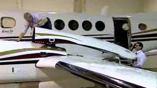 Raisbeck Engineering Nacelle Wing Lockers for King Air by Cutter Aviation